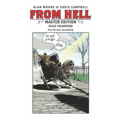 FROM HELL MASTER EDITION 10 CVR A CAMPBELL