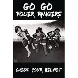 GO GO POWER RANGERS 30 CVR B MERCADO VAR