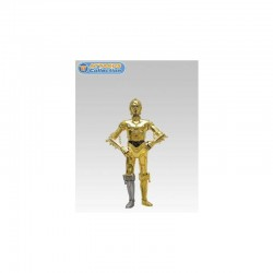 C3PO STAR WARS METAL COLLECTION STATUE