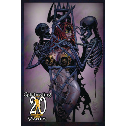 TAROT WITCH OF THE BLACK ROSE 121 20TH ANNIVERSARY