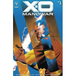 X-O MANOWAR 2020 1 CVR D 1-12 PRE-ORDER BUNDLE ED
