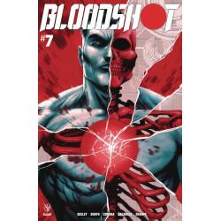 BLOODSHOT 2019 NEW ARC 7 CVR A KIRKHAM