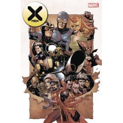 X-MEN 9 DX