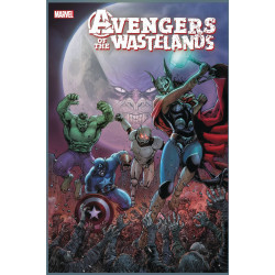 AVENGERS OF THE WASTELANDS 3