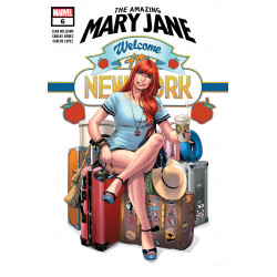 AMAZING MARY JANE 6