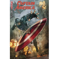 MARVELS AVENGERS CAPTAIN AMERICA 1
