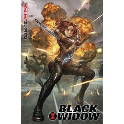MARVELS AVENGERS BLACK WIDOW 1