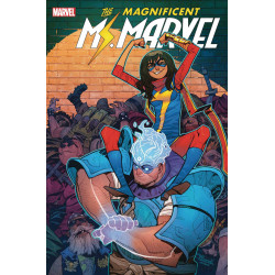 MAGNIFICENT MS MARVEL 13