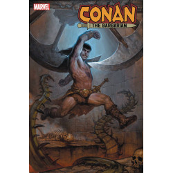 CONAN THE BARBARIAN 14