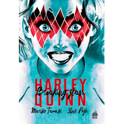 HARLEY QUINN-BREAKING GLASS - HARLEY QUINN - BREAKING GLASS - TOME 0