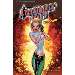 DANGER GIRL - RENEGATE