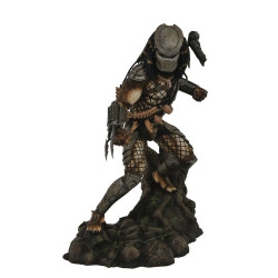 JUNGLE PREDATOR MOVIE GALLERY STATUE