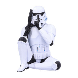 ORIGINAL STORMTROOPER: SPEAK NO EVIL STORMTROOPER STAR WARS FIGURE