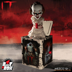 PENNYWISE IT: CHAPTER I BURST-A-BOX FIGURE