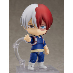 SHOTO TODOROKI: HERO'S EDITION MY HERO ACADEMIA NENDOROID FIGURE