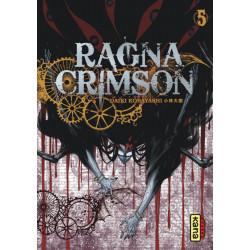 RAGNA CRIMSON, TOME 5
