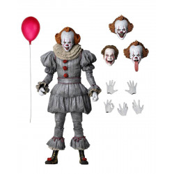 A CHAPITRE 2 FIGURINE ULTIMATE PENNYWISE 18 CM