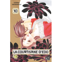 LA COURTISANE D'EDO T10