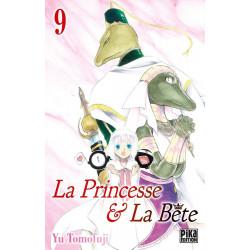 LA PRINCESSE ET LA BETE T09