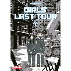 GIRLS LAST TOUR TOME 1