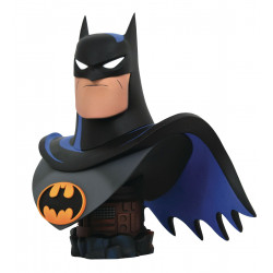 BATMAN THE ANIMATED SERIES LEGENDS IN 3D BUSTE 1 2 BATMAN 25 CM