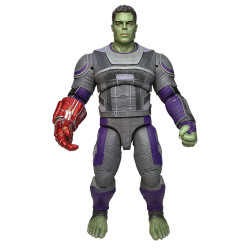 AVENGERS ENDGAME MARVEL SELECT FIGURINE HULK HERO SUIT 23 CM