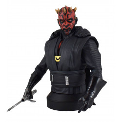 STAR WARS SOLO BUSTE 1 6 DARTH MAUL CRIMSON DAWN 15 CM