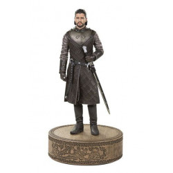 JON SNOW GAME OF THRONES PVC PREMIUM STATUE
