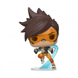 TRACER OVERWATCH POP! GAMES VINYL FIGURE
