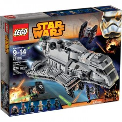 LEGO STAR WARS IMPERIAL ASSAULT CARRIER BOX