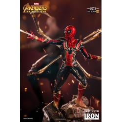 IRON SPIDER-MAN AVENGERS: INFINITY WAR BDS ART STATUE