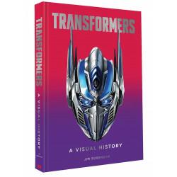 TRANSFORMERS VISUAL HISTORY