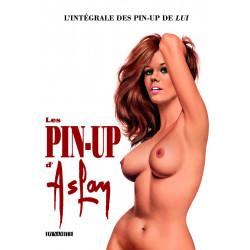 LES PIN-UP D'ASLAN - L'INTEGRALE DES PIN-UP DE LUI