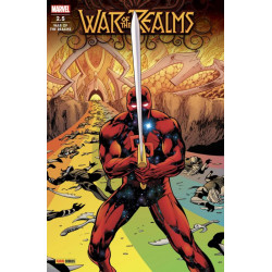 WAR OF THE REALMS N 2.5