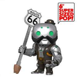 B.O.B. OVERWATCH SUPER SIZED POP! VINYL FIGURE