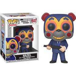 HAZEL WITH MASK THE UMBRELLA ACADEMY POP! TV VINYL FIGURE