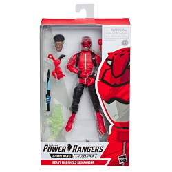 BEAST MORPHERS RED RANGER POWER RANGERS LIGHTNING COLLECTION 2019 WAVE 2 FIGURINE 15 CM