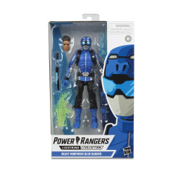 BEAST MORPHERS BLUE RANGER POWER RANGERS LIGHTNING COLLECTION 2019 WAVE 3 FIGURINE 15 CM