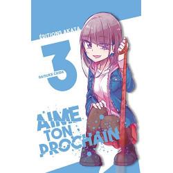 AIME TON PROCHAIN - TOME 3 - VOL03