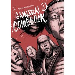 SAMURAI COMEBACK - TOME 1 - VOL01