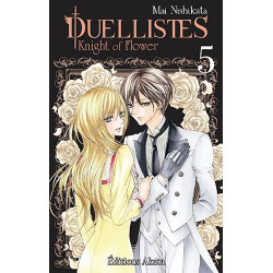 DUELLISTES, KNIGHT OF FLOWER - TOME 5 - VOL05