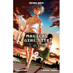 MAGICAL GIRL SITE - SEPT - TOME 2 - VOL02