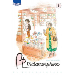 BL METAMORPHOSE T03 - VOL03