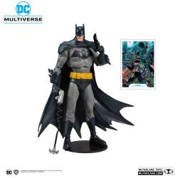 DC REBIRTH FIGURINE BATMAN MODERN DETECTIVE COMICS 1000 18 CM