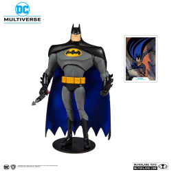 BATMAN THE ANIMATED SERIES FIGURINE BATMAN 18 CM