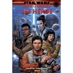 STAR WARS - L'ERE DE LA RESISTANCE : LES HEROS