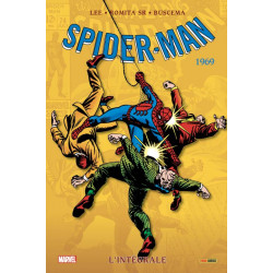SPIDER-MAN: L'INTEGRALE T07 (1969)