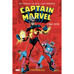 CAPTAIN MARVEL: L'INTEGRALE T02