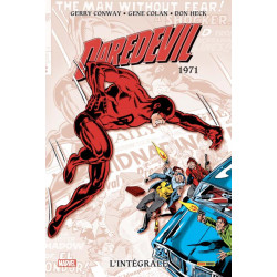 DAREDEVIL: L'INTEGRALE T07