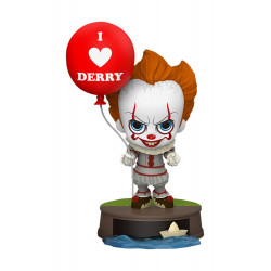 A CHAPITRE 2 FIGURINE COSBABY PENNYWISE WITH BALLOON 11 CM